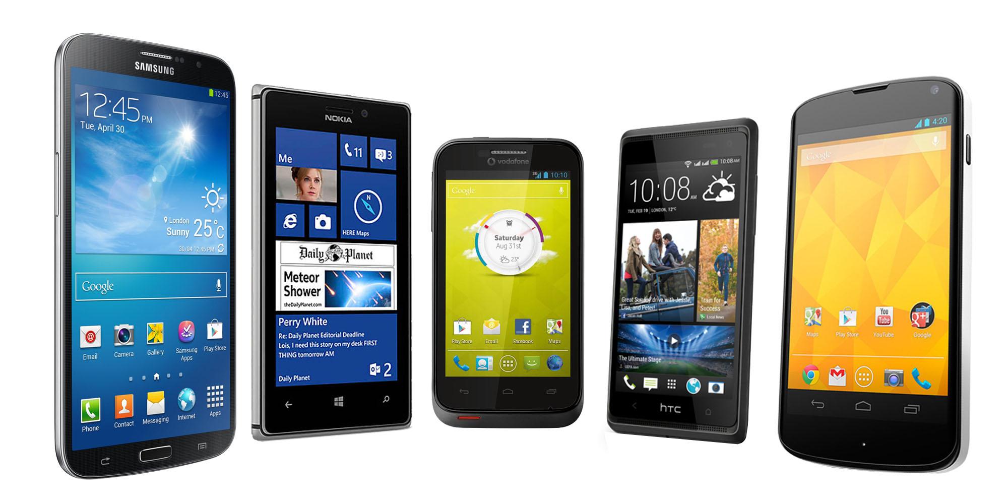 5 страхотни телефона на ниска цена